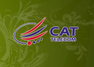 สปอตโฆษณา Cat Telecom