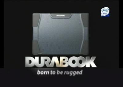 สปอตโฆษณา Durabook