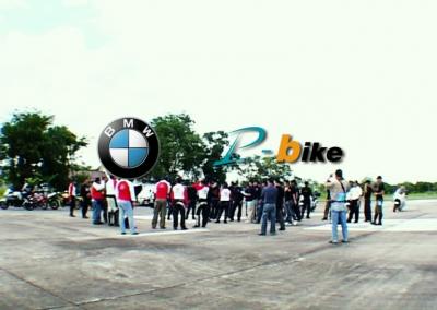 โครงการขับขี่ปลอดภัย BMW
