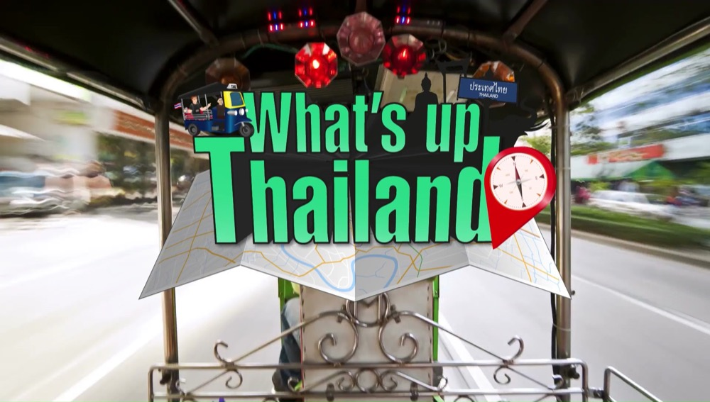 ช่อง What's Up Thailand Channel