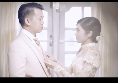 งานแต่งงาน คุณมินท์ คุณซัน