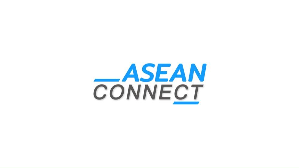 ไตเติ้ลรายการ Asean Connect