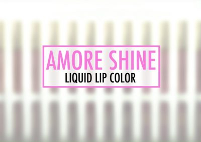 Amore Shine Liquid Lip Color