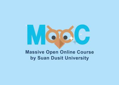 โครงการ MOOC 2561